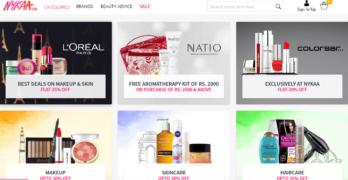 Nykaa.com | Nykaa online shopping | Nykaa Beauty shopping App