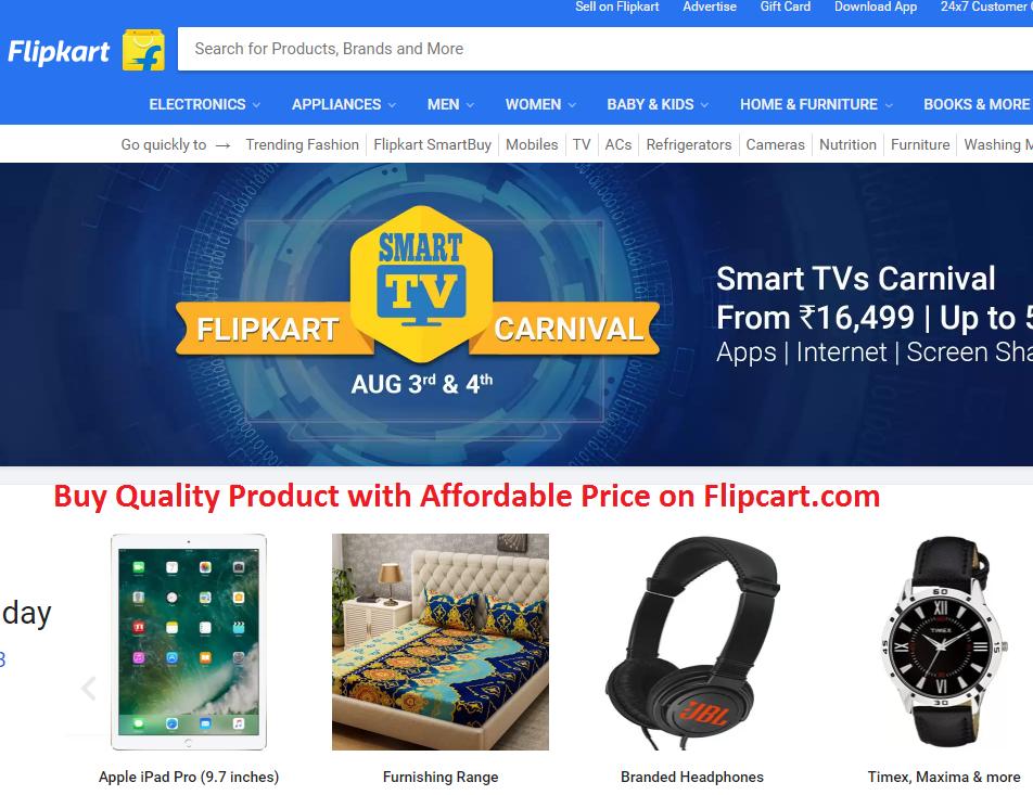 Flipkart Online Shopping | Flipkart Offers and Discount ...