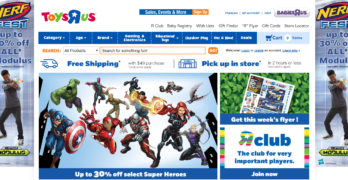 Toys R Us Online Shop | Toy Store – Shop Toys and Games  | WWW..toysrus.com