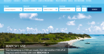 WWW.THOMSON.CO.UK – Best Travel Agent | Get an Exclusive Holiday Treat