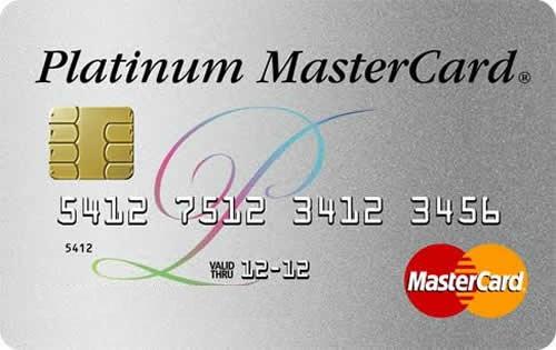 Mastercard Platinum Card