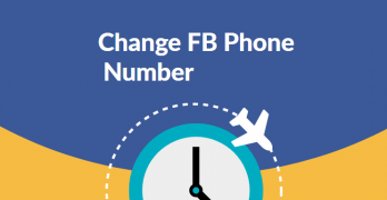 Change Facebook Number – How To Change Phone Number on Facebook