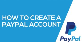 how to create paypal account