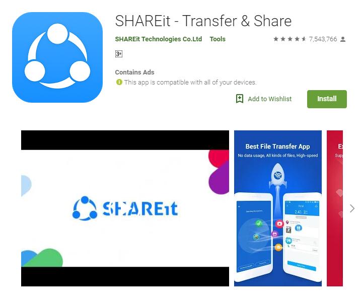 Shareit Download