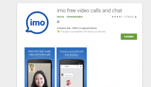 Imo Video Call