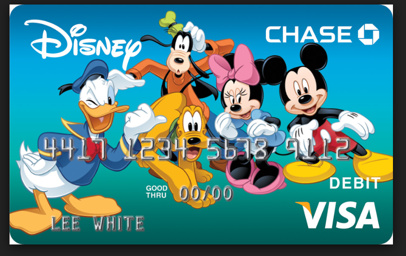 chase Disney Credit card