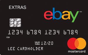 ebay credit card