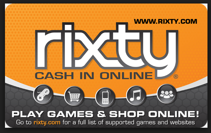 Rixty Gift Card | How To Redeem Rixty Gift Cards | Redeem