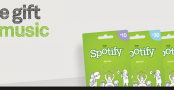 Spotify Gift Card | Buy Spotify Gift Cards Online | How To Redeem Spotify gift card
