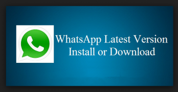 WhatsApp Update Latest Version