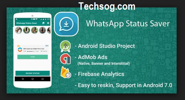 whatsapp status saver app