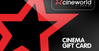 Cineworld Gift Card | How To Buy Cineworld Gift Cards & Redeem