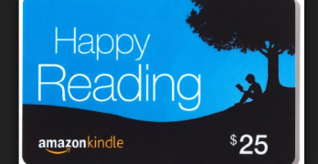 Kindle Gift Card | Where can I Get kindle Gift Card | Redeem Kindle Card