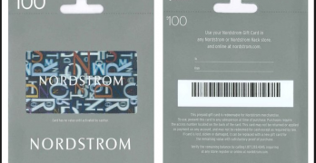 Nordstrom Gift Card | Buy Nordstrom Gift Cards | Check your Nordstrom Gift Card Balance