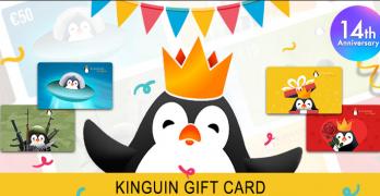 Kinguin Gift Card   Buy and Redeem my Kinguin Gift Card- Kinguin.net