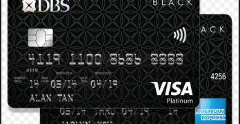 DBS Visa Card