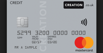 cration all rounded credit card