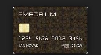Emporium Black Card Application