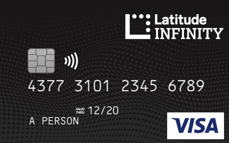 Latitude Infinity Card