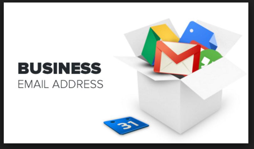 Gmail business email