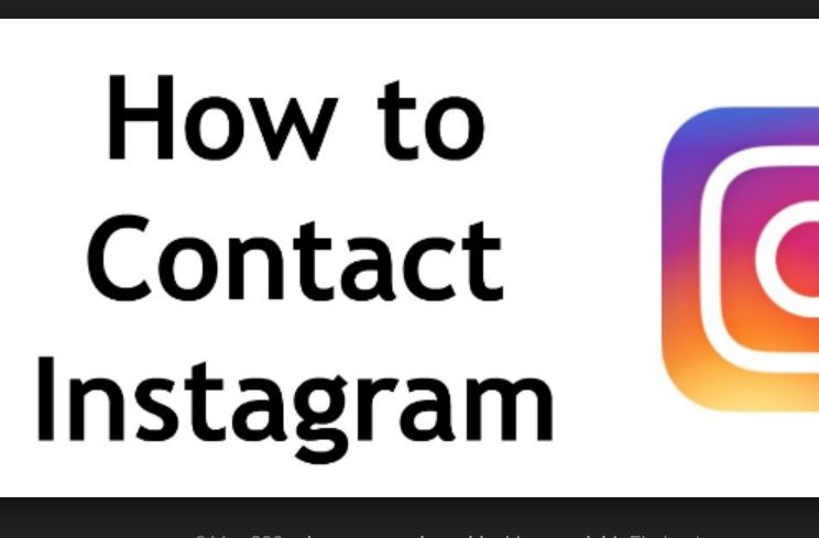instagram help center