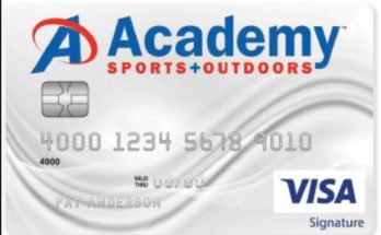 Academy Credit Card