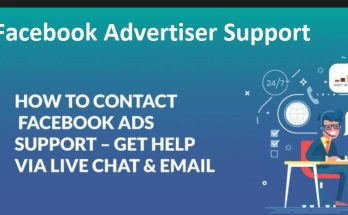 Facebook Advertiser Support Chat