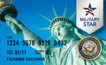military star credit card