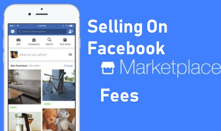selling on facebook fees