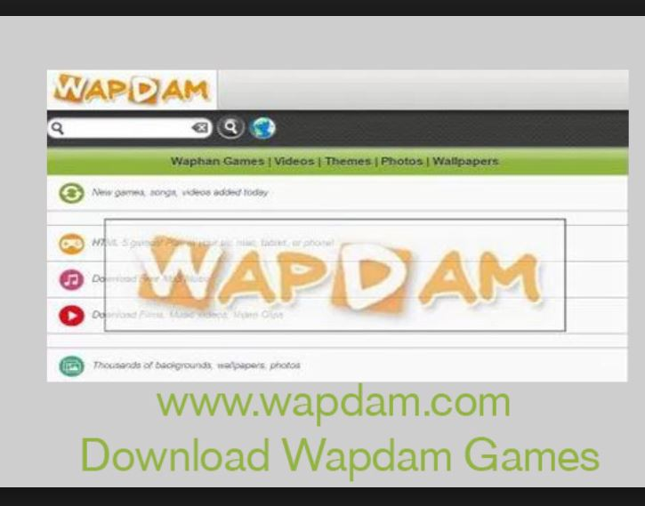 Wapdam Games