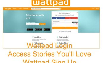 wattpad sign up