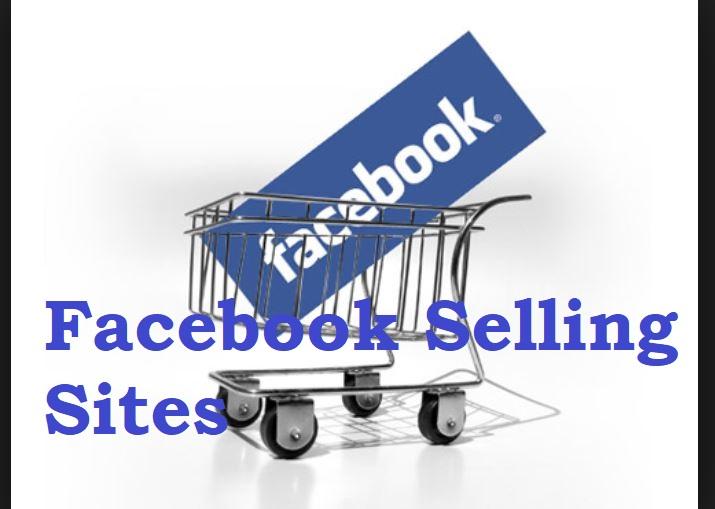 Facebook Selling Sites
