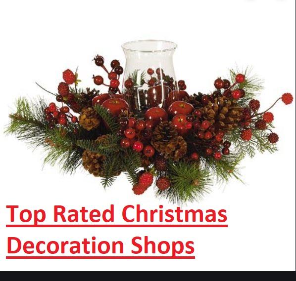 Christmas Decoration Shops | Christmas Stores Online | Top Rated Christmas Decoration Shops