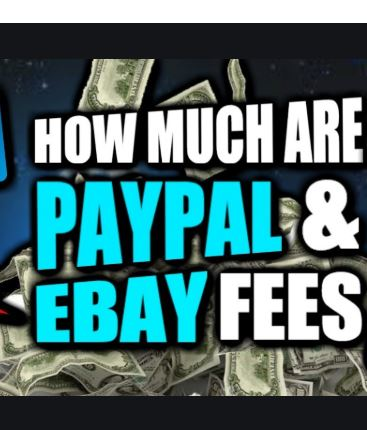 How Much Are Ebay Fees >> Paypal Fees For Ebay Sellers How Much Is The Paypal Fee