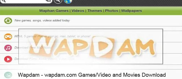 www.wapdam.com