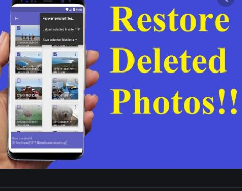 Ways to Recover Deleted Photos on Any Android Device
