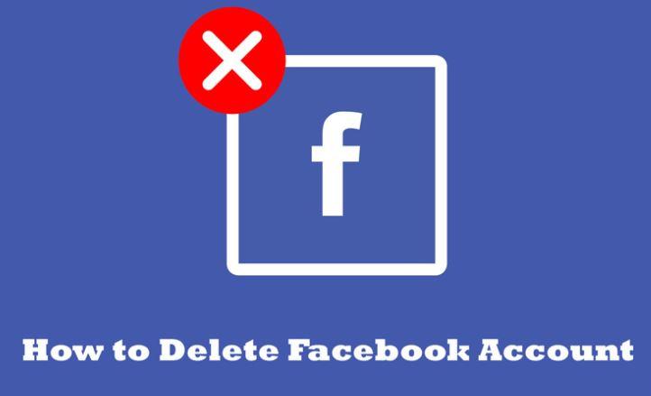 Delete Facebook link - Deactivate Facebook - How To Delete Facebook Account