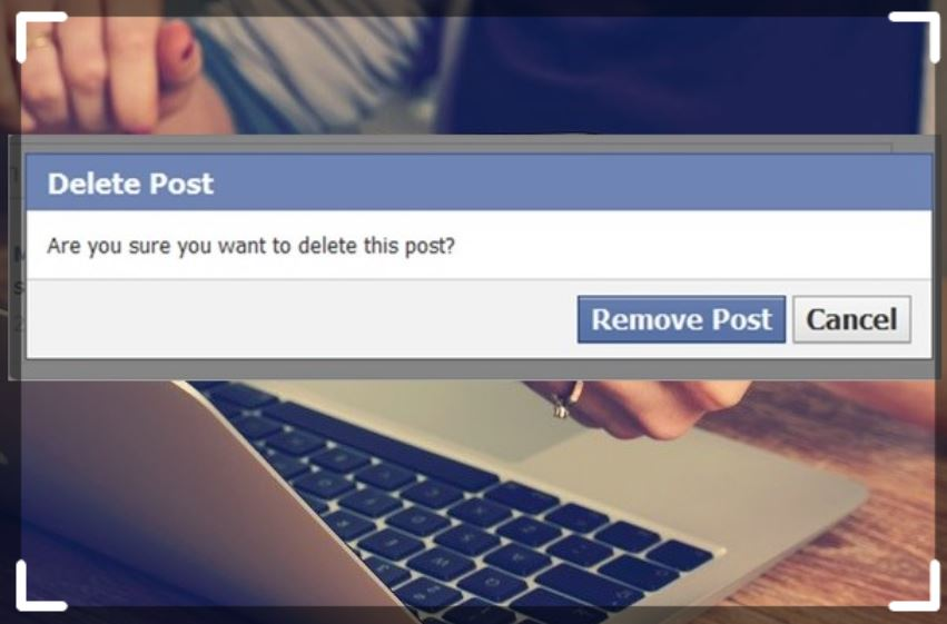 How to Delete a Facebook Post