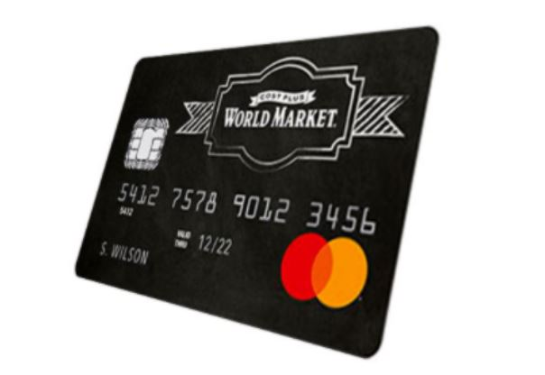 Apply For World Market Credit Card