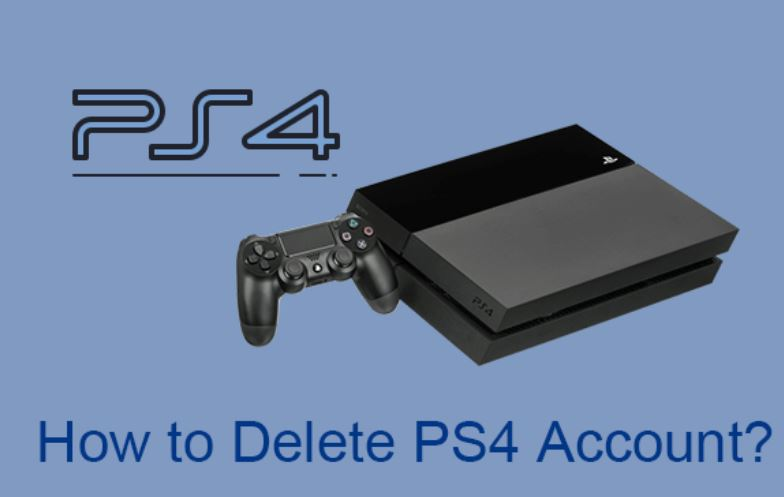 How to Delete PS4 Account