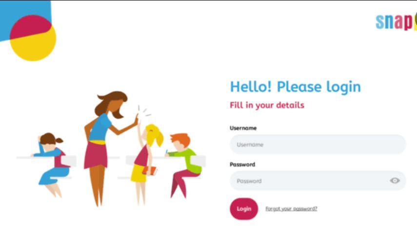 Snappet Pupil App Registration